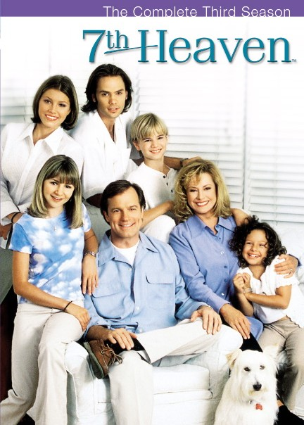7TH HEAVEN:COMPLETE THIRD SEASON BY 7TH HEAVEN (DVD)