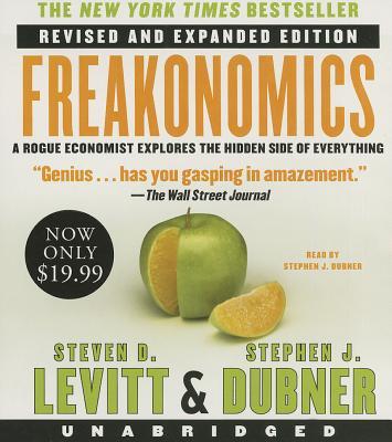 [CD] Freakonomics By Levitt, Steven D./ Dubner, Stephen J./ Dubner, Stephen J. (NRT)
