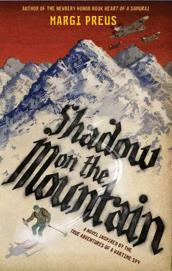Shadow on the Mountain By Preus, Margi